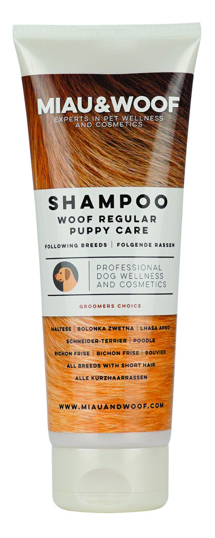 SHAMPOO WOOF REGULAR PUPPY CARE