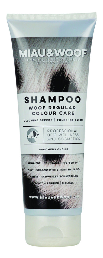 SHAMPOO WOOF REGULAR COLOUR CARE