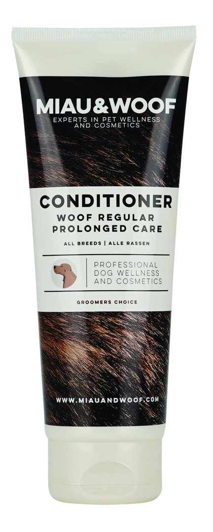 SHAMPOO WOOF REGULAR PROLONGED CARE