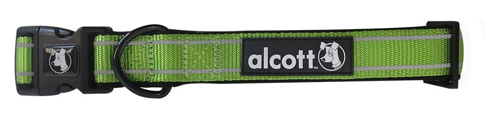Abenteuerhalsband, grün, XS - XL