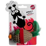 MOUSE & SCRATCH CAT TOY