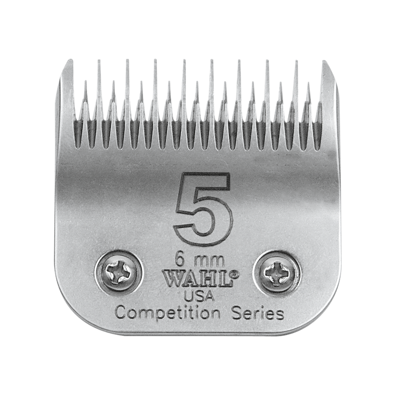Competition Series Blade No. 5 6 mm