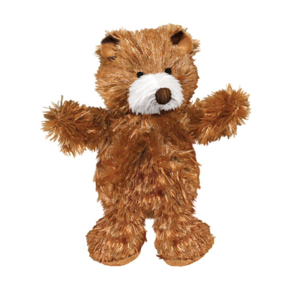 Plush Noys Teddy Bear mit Quietschertasche XS und M