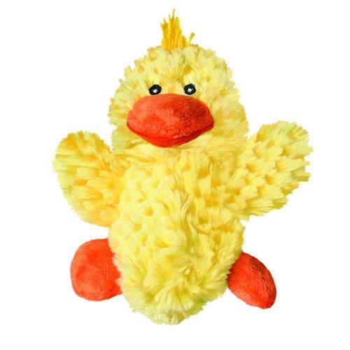 Plush Noys Duck mit Quietschertasche XS und S