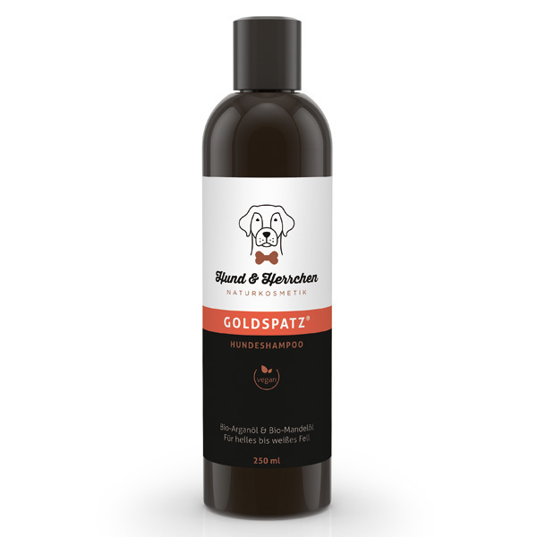 Goldspatz Hundeshampoo, 250 ml