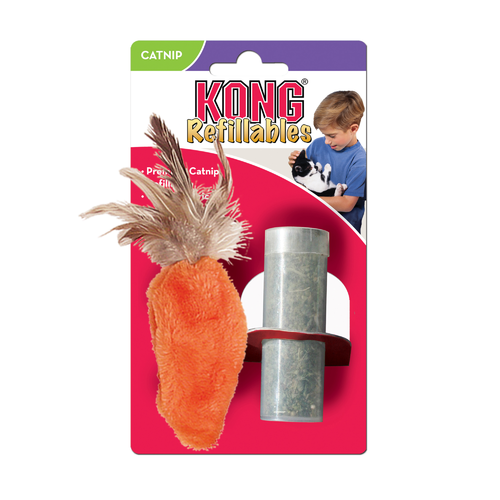 Refillables Feather Top Carrot