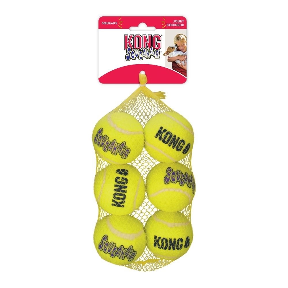 SqueakAir Ball M, 6er Set