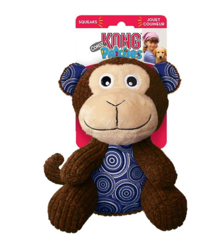 KONG Patches Cordz Monkey L