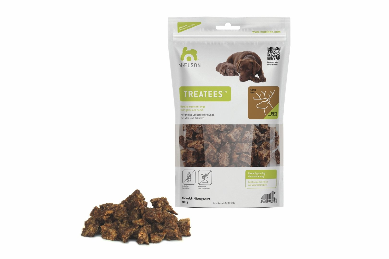 Treatees™ 100 Wild, 100g