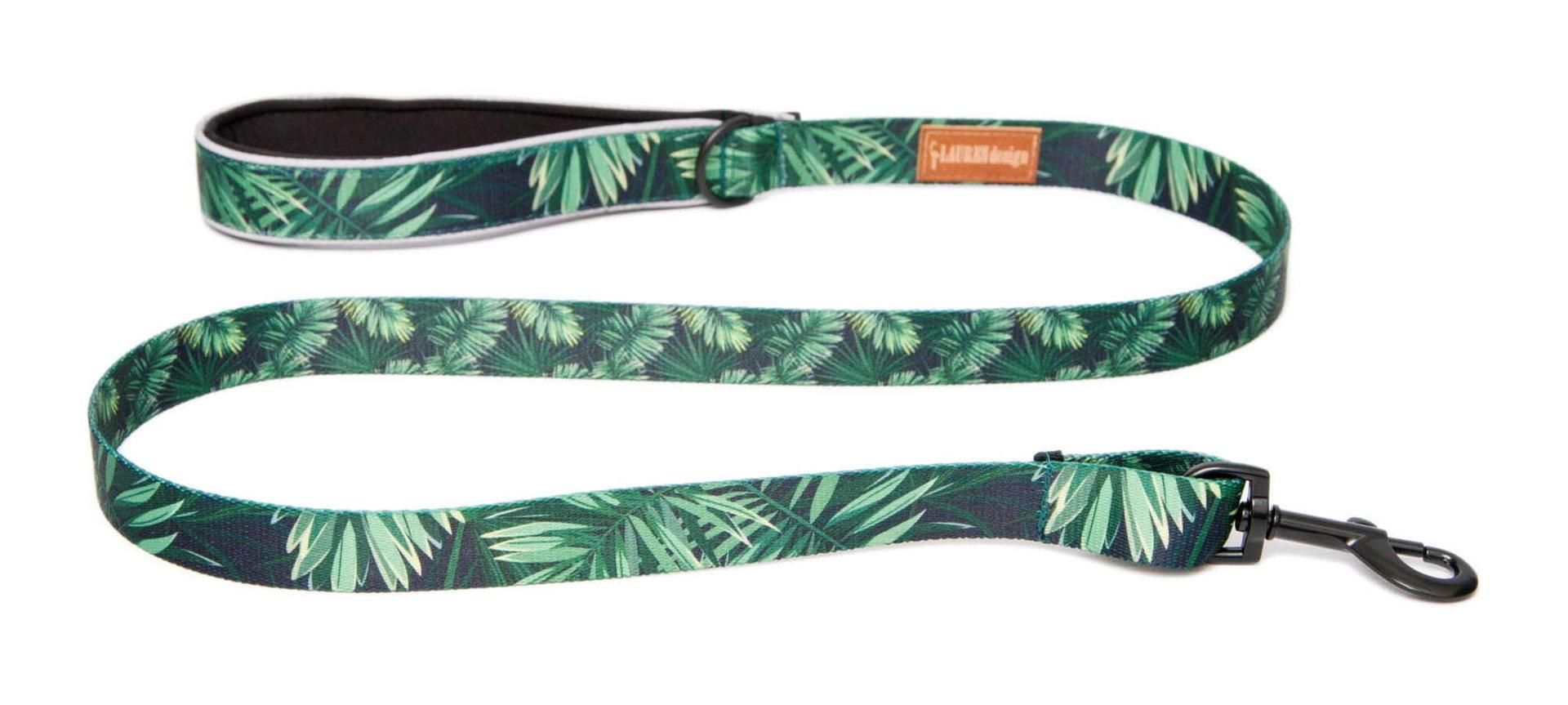 Leine 120cm, grün, 2cm und 2,5 cm