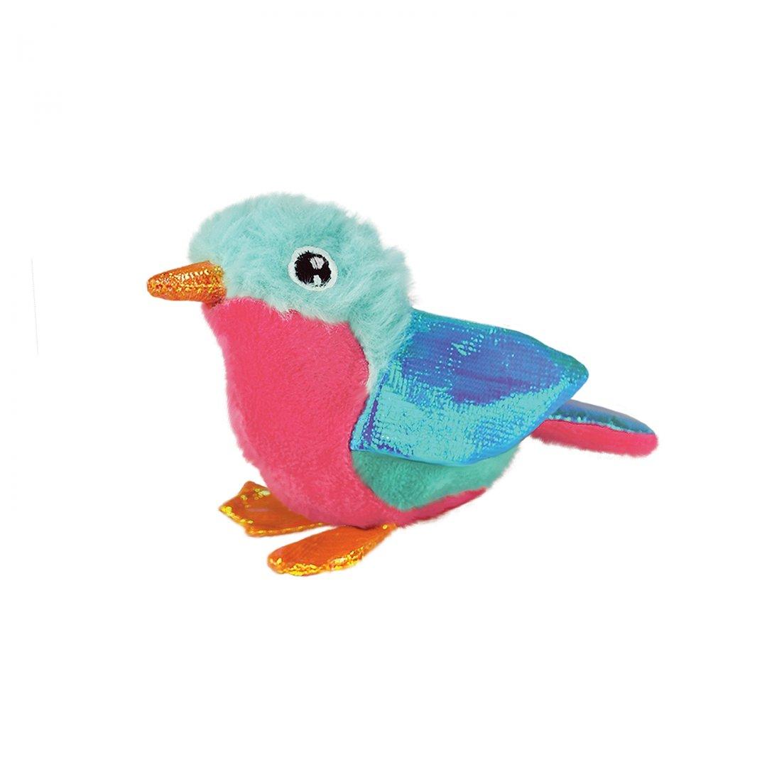 KONG Crackles Tweetz Bird