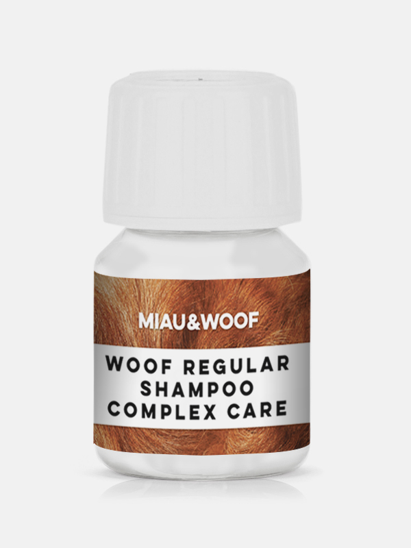 30 ml Probe - SHAMPOO WOOF REGULAR COMPLEX CARE