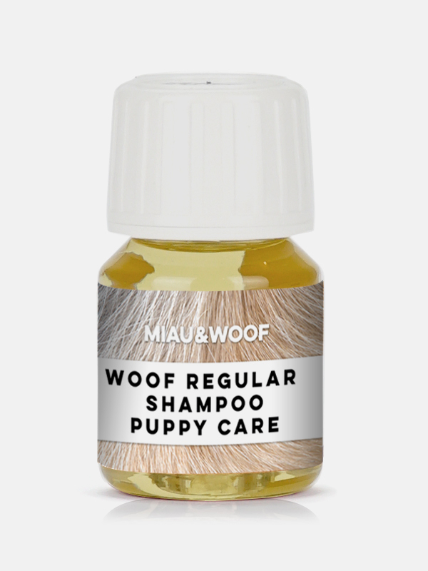 30 ml - SHAMPOO WOOF REGULAR PUPPY CARE