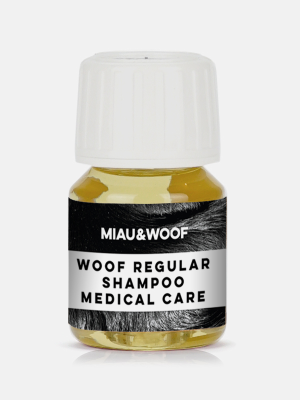 30 ml - SHAMPOO WOOF REGULAR MEDICAL CARE