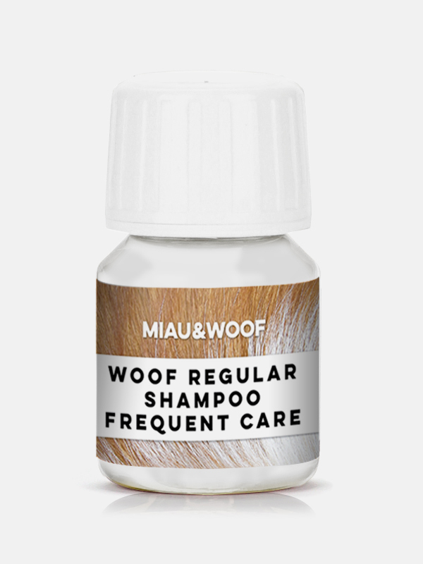 30 ml - SHAMPOO WOOF REGULAR FREQUENT CARE