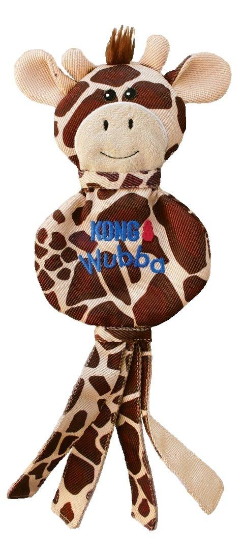 KONG Wubba No Stuff Giraffe L