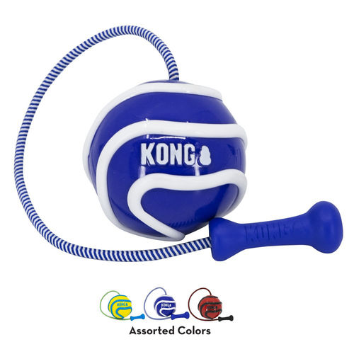 'KONG Wavz Bunjiball Assorted M