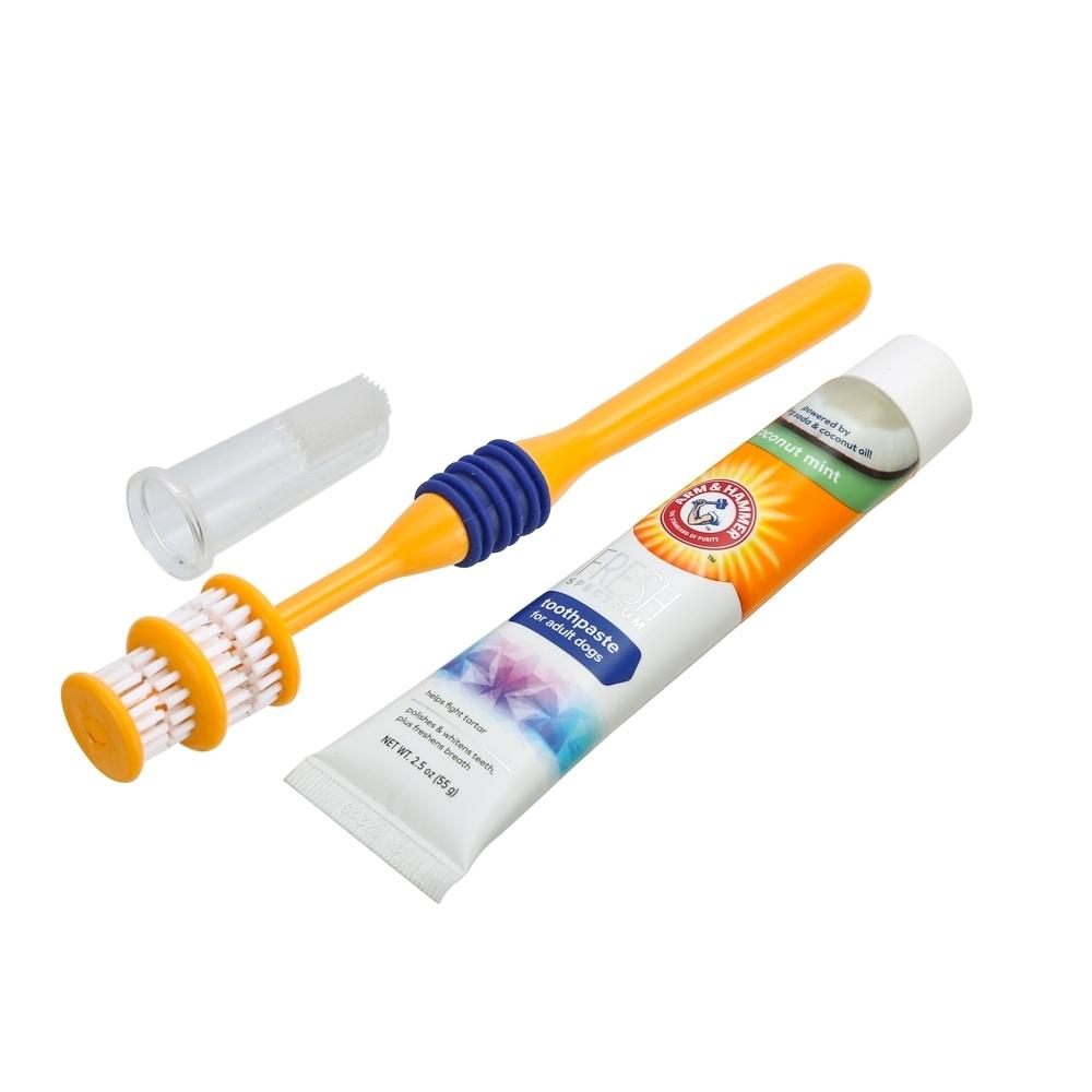 Arm & Hammer 360° Zahnpflegeset für Hunde