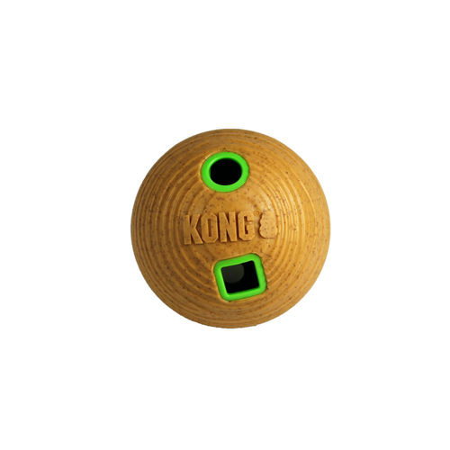 'KONG Bamboo Feeder Ball M