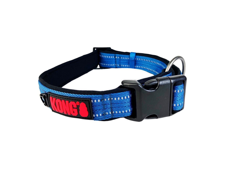 KONG Halsband S bis XL, Blue