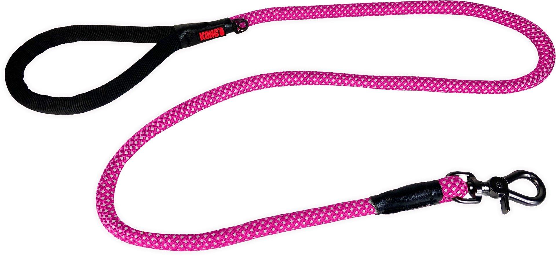 KONG Seil Leine One Size 14 mm x 1,5 m Fuchsia