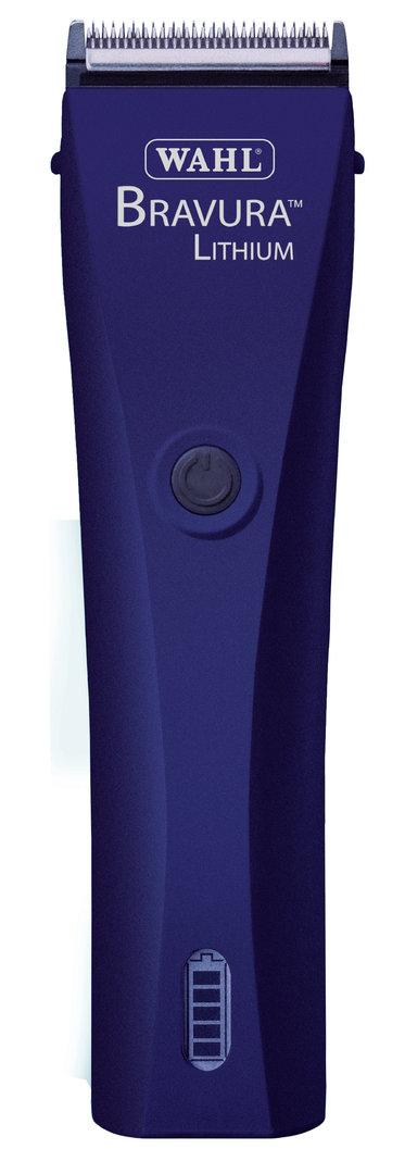 Wahl Bravura Lithium Clipper, midnight blue