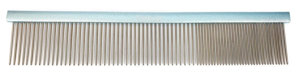 Frisierkamm, Tierbude mit grober und feiner Zahnung 25 cm