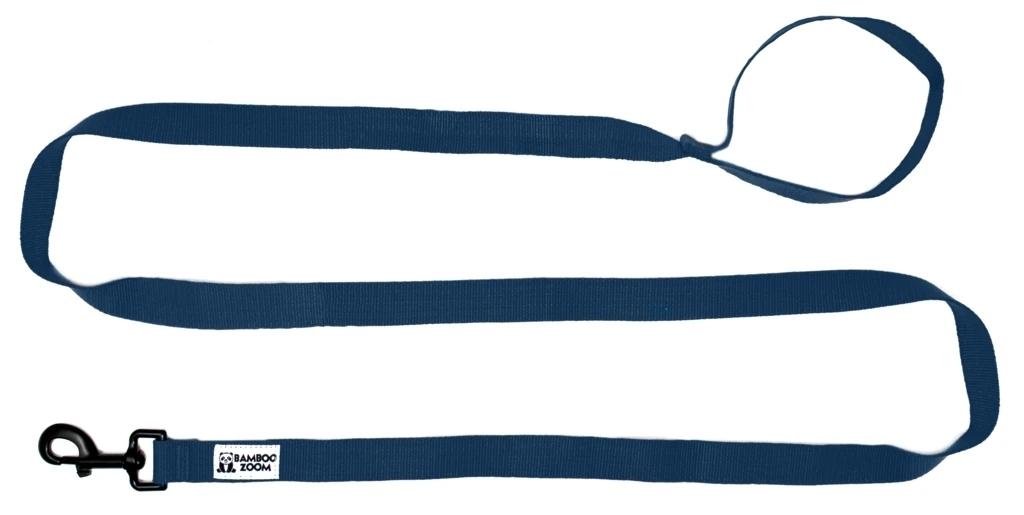 Bamboo Zoom Leine Blau S bis L
