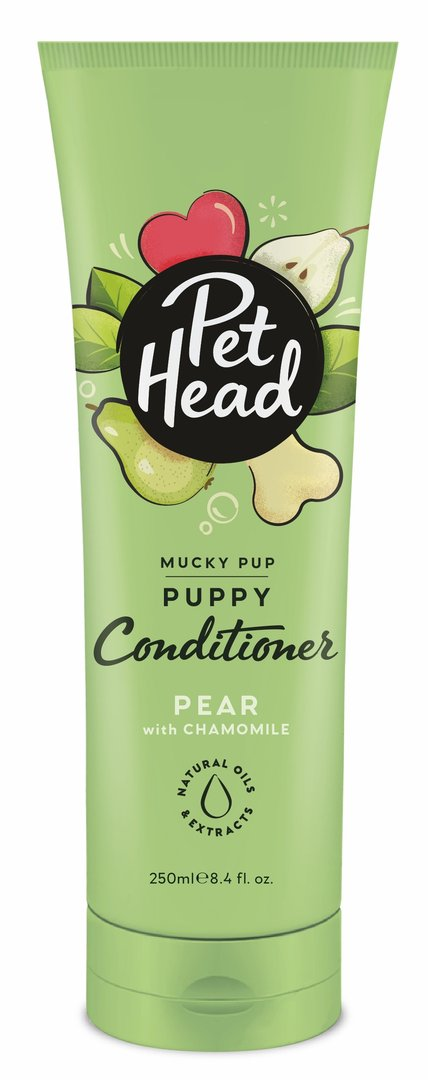 Pet Head Mucky Puppy Conditioner 250ml
