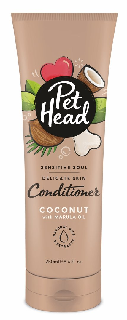 Pet Head Sensitive Soul Conditioner 250ml