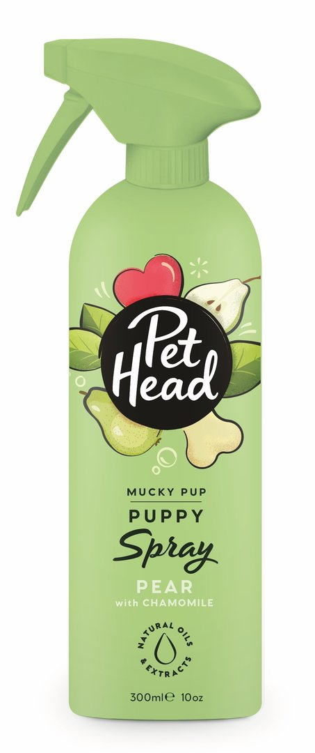 Pet Head Mucky Puppy Spray 300ml
