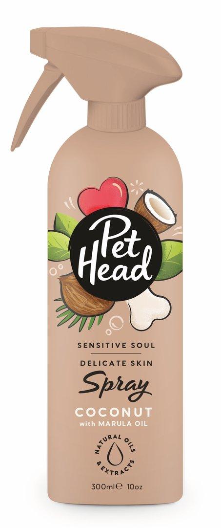 Pet Head Sensitive Soul Spray 300ml