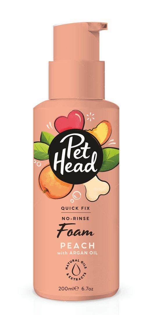 Pet Head Quick Fix Foam 200ml