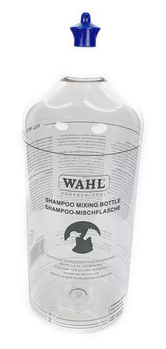 Wahl Shampoo mixing bottle