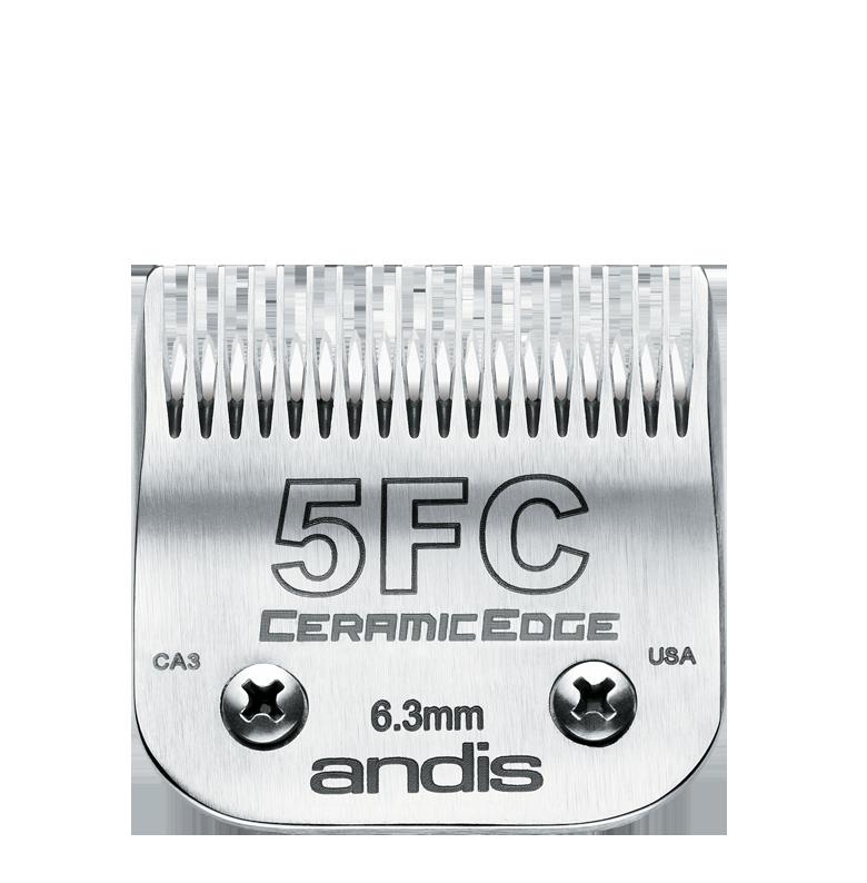 Andis Scherkopf CeramicEdge Nr. 5FC, 6,3 mm