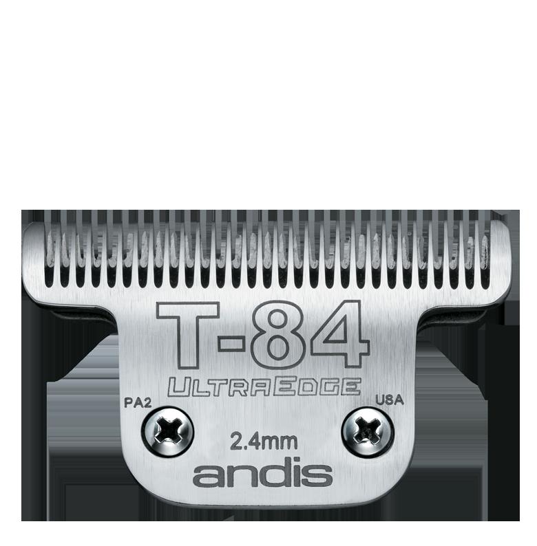 Andis Scherkopf Ultra Edge Nr. T84, 2,4 mm