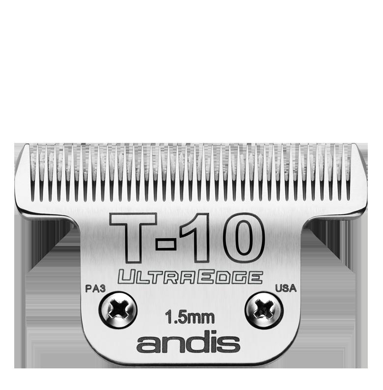 Andis Scherkopf Ultra Edge Nr. T10, 1,5 mm