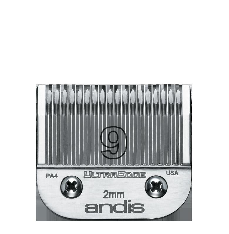 Andis Scherkopf Ultra Edge Nr. 9, 2,0 mm