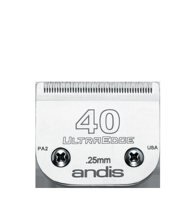 Andis Scherkopf Ultra Edge Nr. 40, 0,25 mm