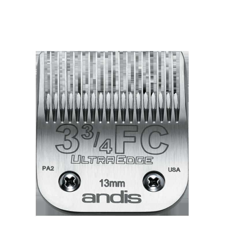 Andis Scherkopf Ultra Edge Nr. 3 3/4 FC, 13 mm