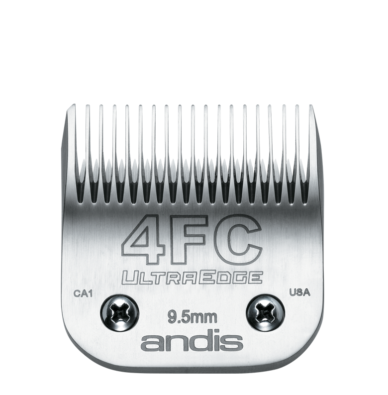 Andis Scherkopf Ultra Edge Nr. 4 FC, 9,5 mm
