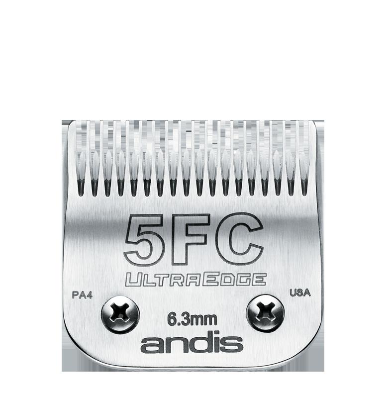 Andis Scherkopf Ultra Edge Nr. 5 FC, 6,3 mm