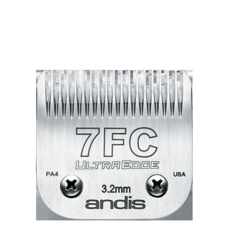 Andis Scherkopf Ultra Edge Nr. 7 FC, 3,2 mm