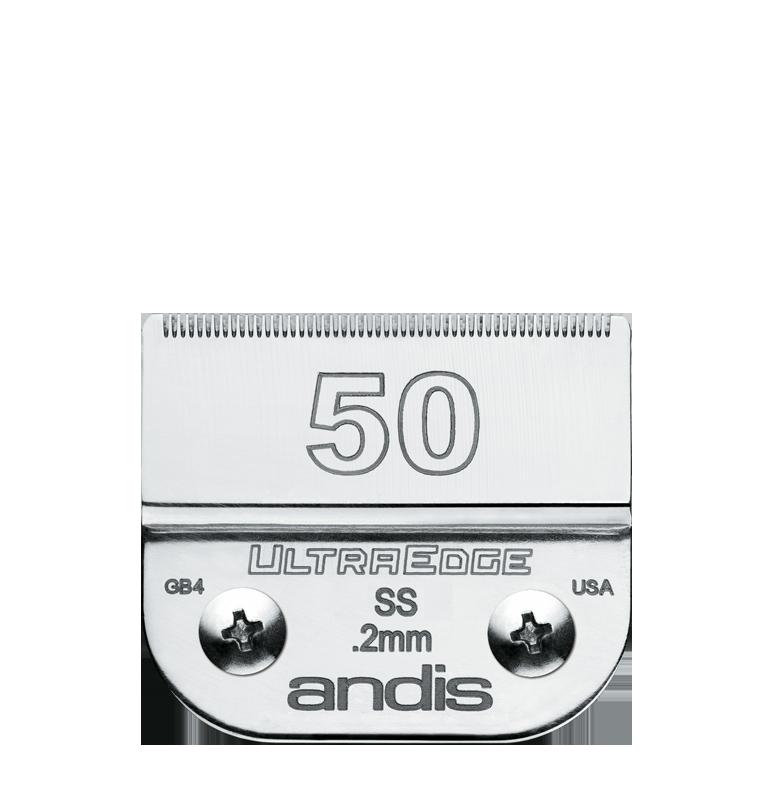 Andis Scherkopf Ultra Edge Nr. 50 SS, 0,2 mm