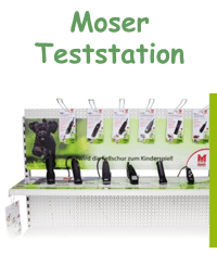 Moser Teststation