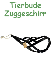 Tierbude Zuggeschirr