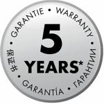 hansgrohe 5 Jahre Garantie